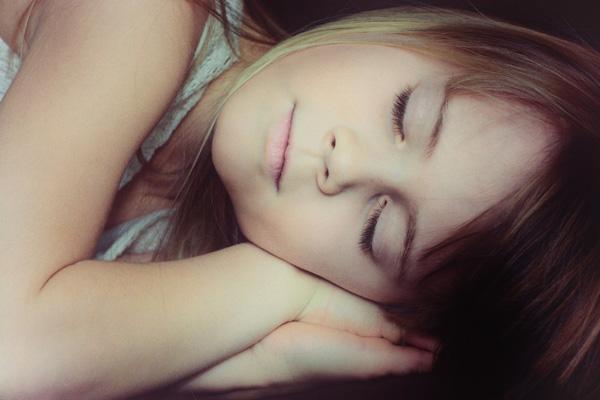 リラックスした眠り