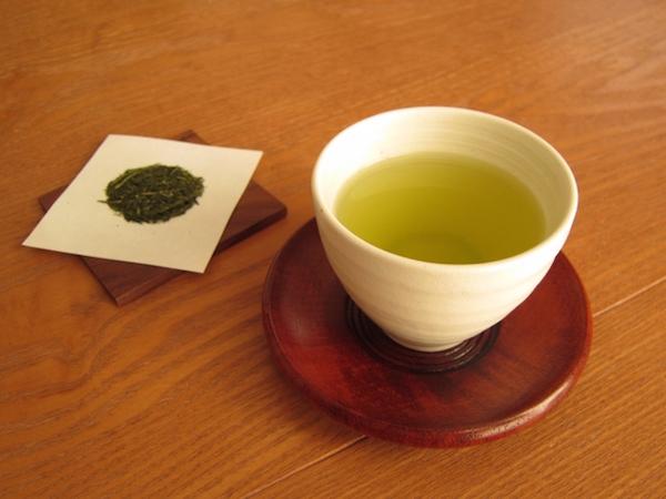 緑茶のテアニン