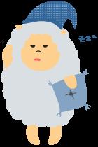 睡眠サプリ_キャラクター